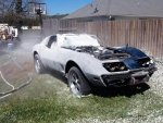 76 Stingray during blasting..jpg